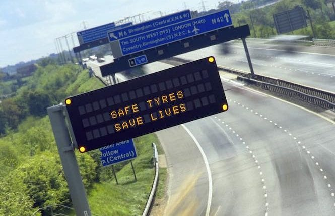 Don't Drive Tired VMS