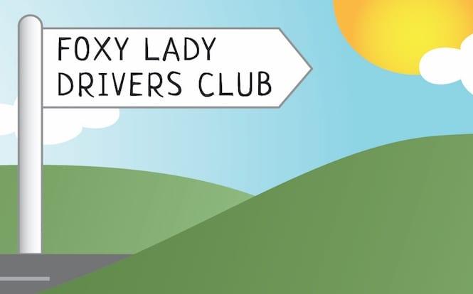 Foxy Lady Driving lg