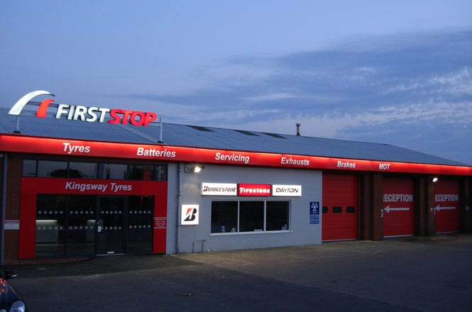 First-Stop-outlet