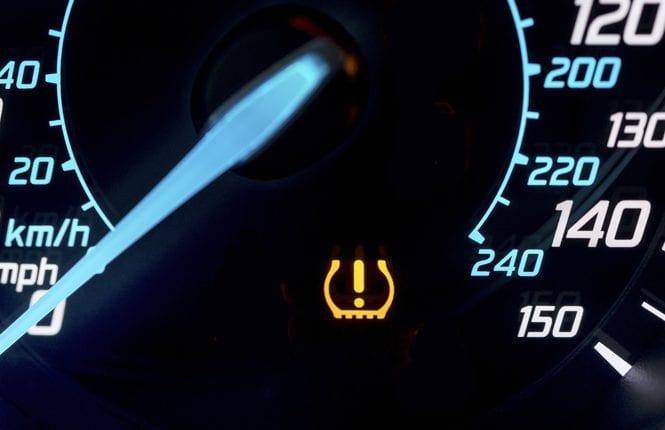 TyreSafe-TPMS-wanring-light