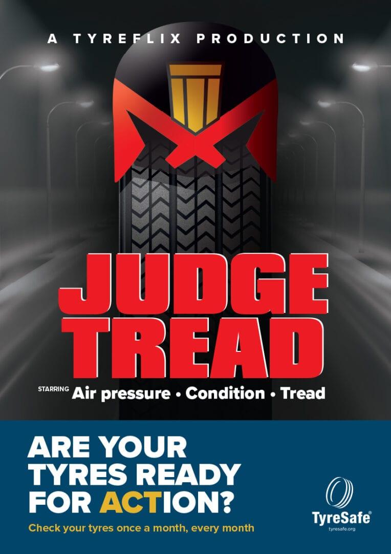 Judge Tread Poster 3