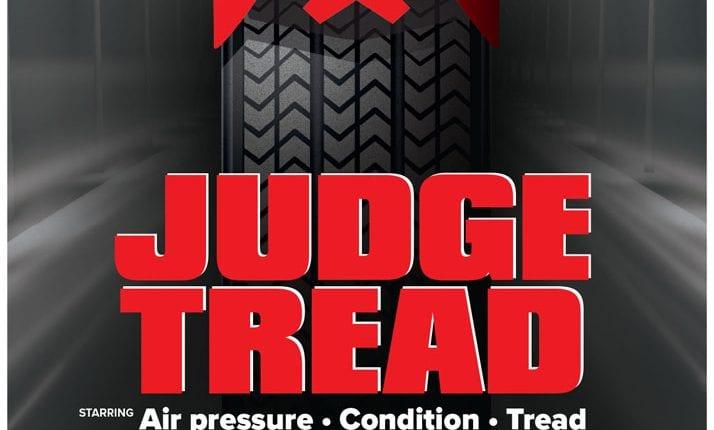 Judge Tread Posters 2