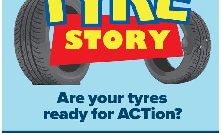 Tyre Story A2 Posters 4