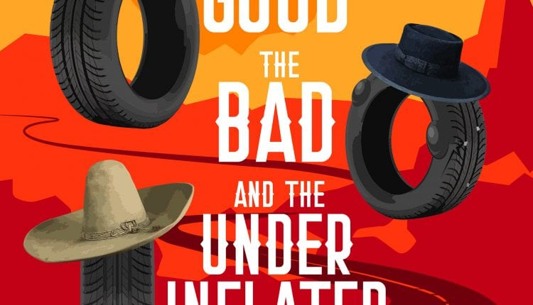 The Good The Bad The Uninflated POSTER BG