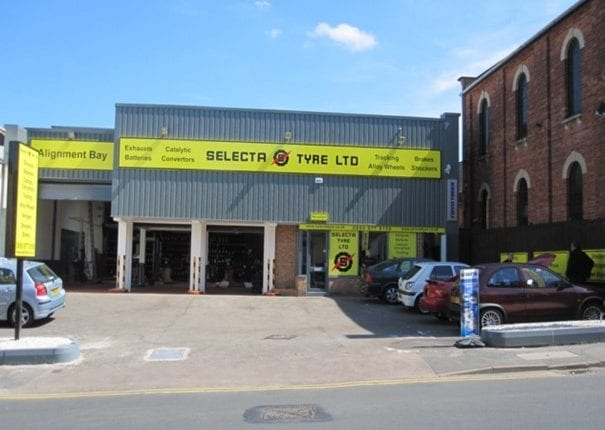 Selecta Tyres Rugby